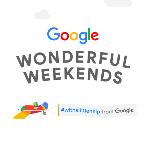 Google Weekends